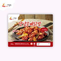 (수월한) 양념무뼈닭발(수입산) 1.75KG (350g * 5Ea)