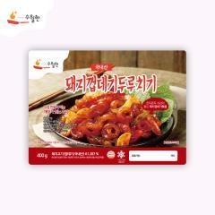 (수월한) 돼지껍데기두루치기 2KG (400g * 5a)