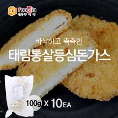 태림통살등심돈까스 8kg (100g*10ea)*8ea