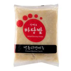 청학)냉동다진마늘 1kg*10EA