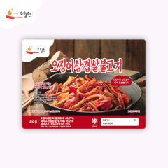 (수월한) 오징어삼겹살불고기 1.75KG (350g * 5Ea)