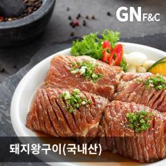 [신규] 돼지왕구이 국내산 2.2KG*1팩_5대