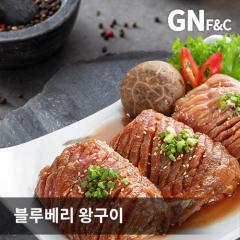 [신규] 블루베리 돼지왕구이1.6KG*1팩_4대