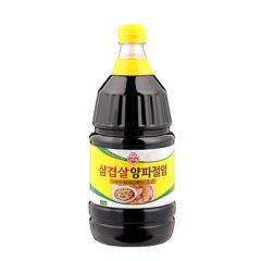 오뚜기 삼겹살 양파절임소스 2.1KG*6EA