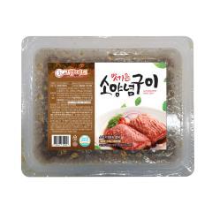 [신규] 양념 소왕구이 1박스 15KG (2.5KG*6팩_30대)
