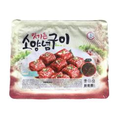[신규] 소양념구이(이동갈비) 1박스 15KG (2.5KG*6팩_120대)