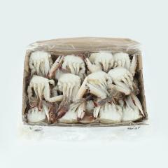 중국 냉동 절단꽃게 S 5.4kg(450g*12팩)