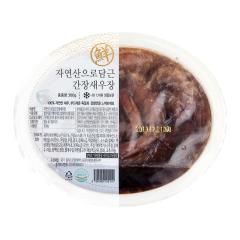 붉은새우장(간장) 1.5kg(300g*5ea)