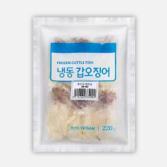 베트남 갑오징어 20-40 2.64kg(220g*12)