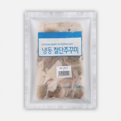 베트남 절단주꾸미 L 3kg(500g*6)