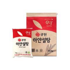 큐원 흰설탕 15KG