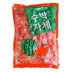 냉동 수박 1kg