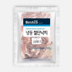 베트남 절단낙지 L 3kg(500g*6)