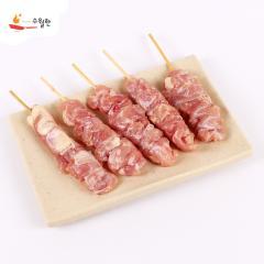 (수월한) 태국산 닭목살꼬치 1.5KG (30g * 50Ea)