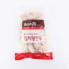 베스트코 김치왕만두 8.4kg(1.4kg*6)