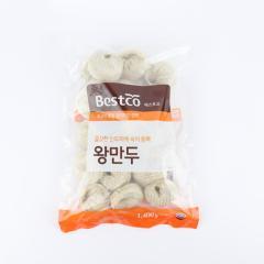 베스트코 왕만두 8.4kg(1.4kg*6)